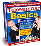 Teleseminar Basics