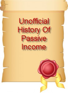 Passive Income History