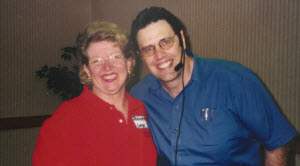 Tom Antion & Jeanette Cates