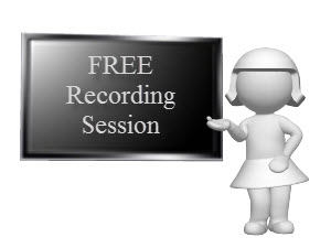 Free Recording Session