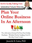 Plan Your Online Business