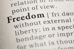 Freedom From Freedom To