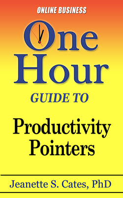 Productivity Pointers