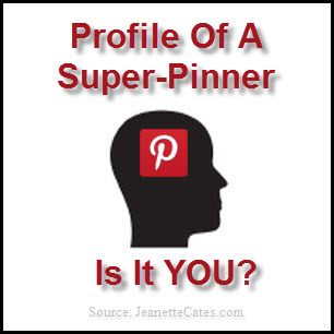 Pinterest Super Pinner