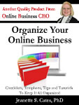Organize Online Business