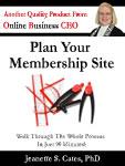 Member Site Basics