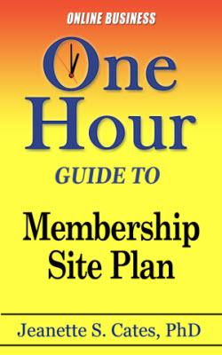 Plan Your Membership Site